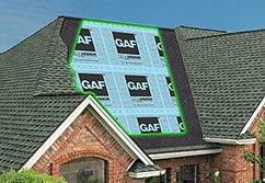 GAF Roof Design For Shingles