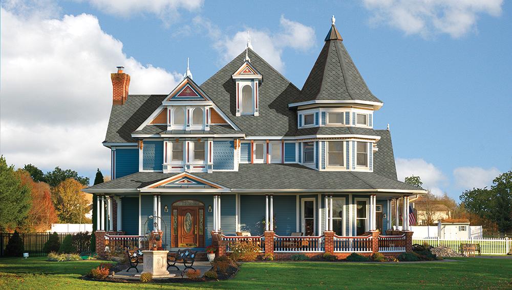 Hamptons style house plans
