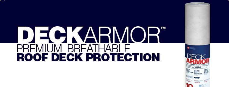 GAF DeckArmor underlay