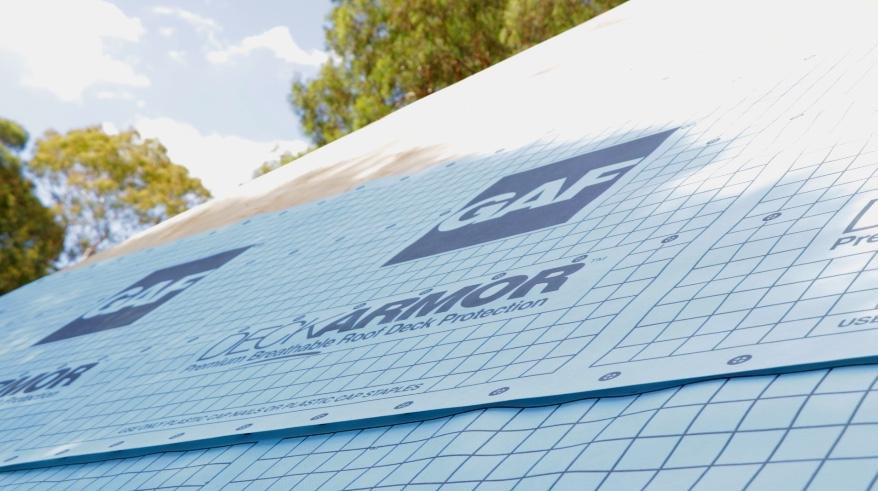 Roof Shingles Underlay