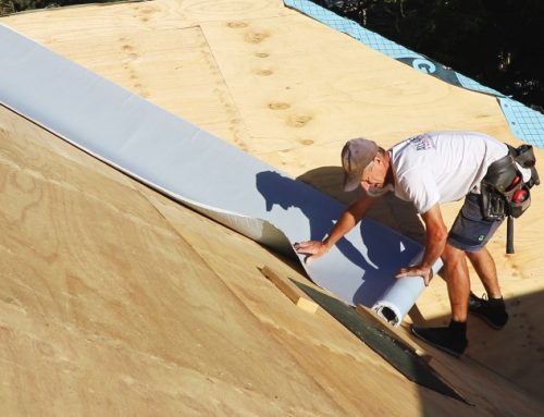 How To Install Asphalt Shingle Leak Barrier In The Roof Valleys