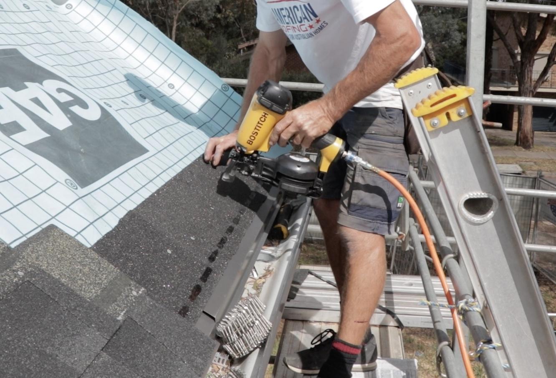 Starter strip asphalt roof shingles