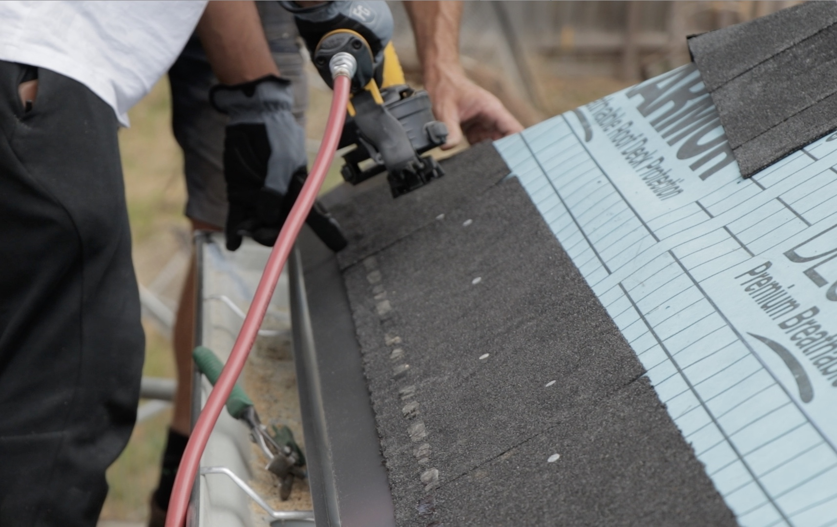 How To Install Starter Strip Roof Shingles Roof Shingles