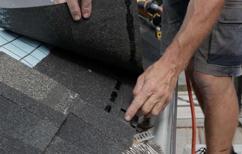 Timberline HD Asphalt Shingle Installation