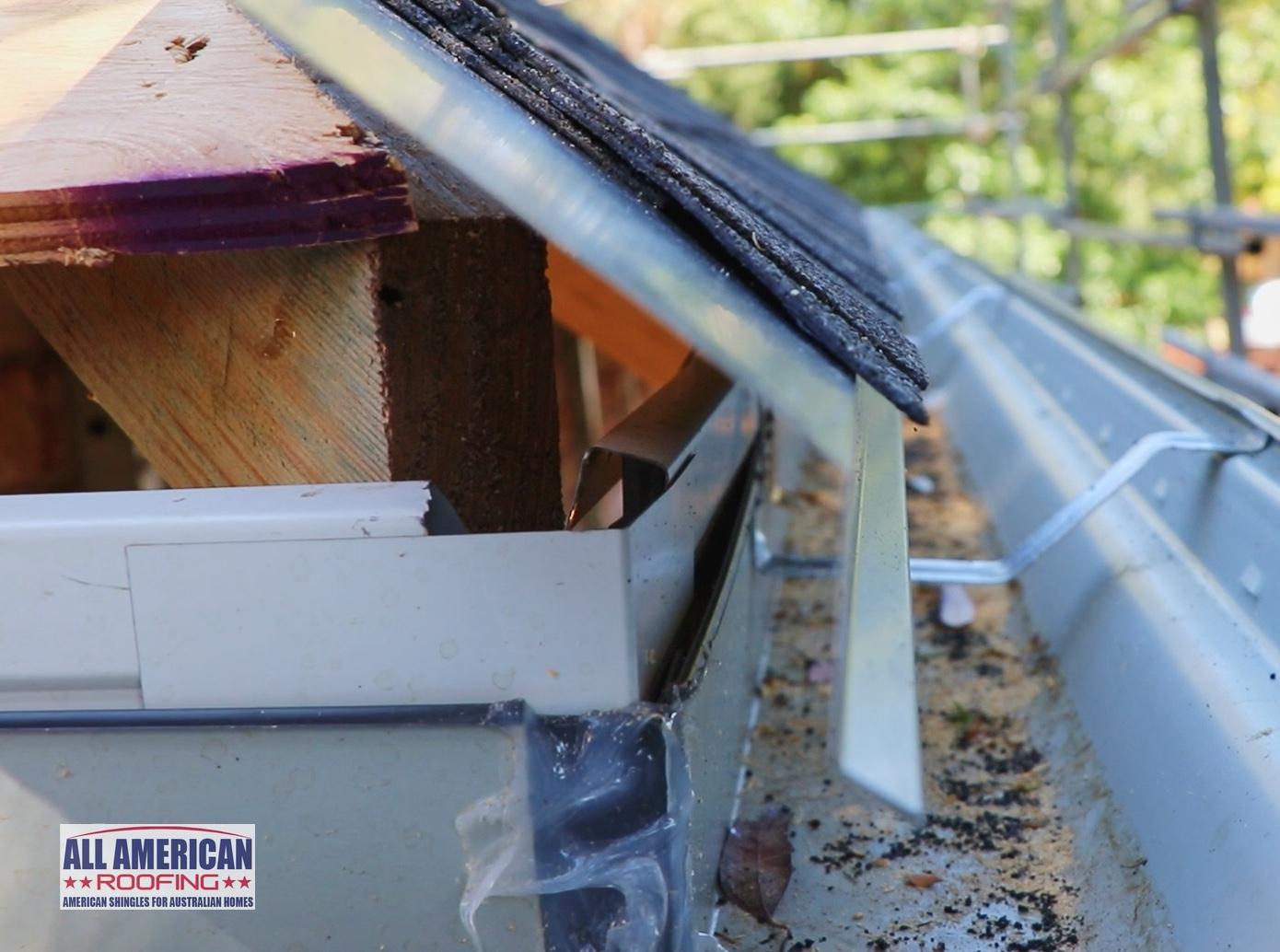 drip edge eave ventilation