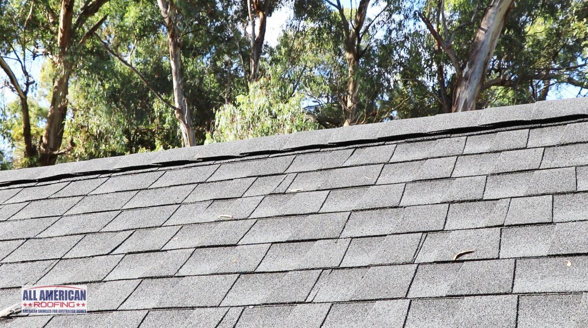 ridge-capping asphalt roof shingles