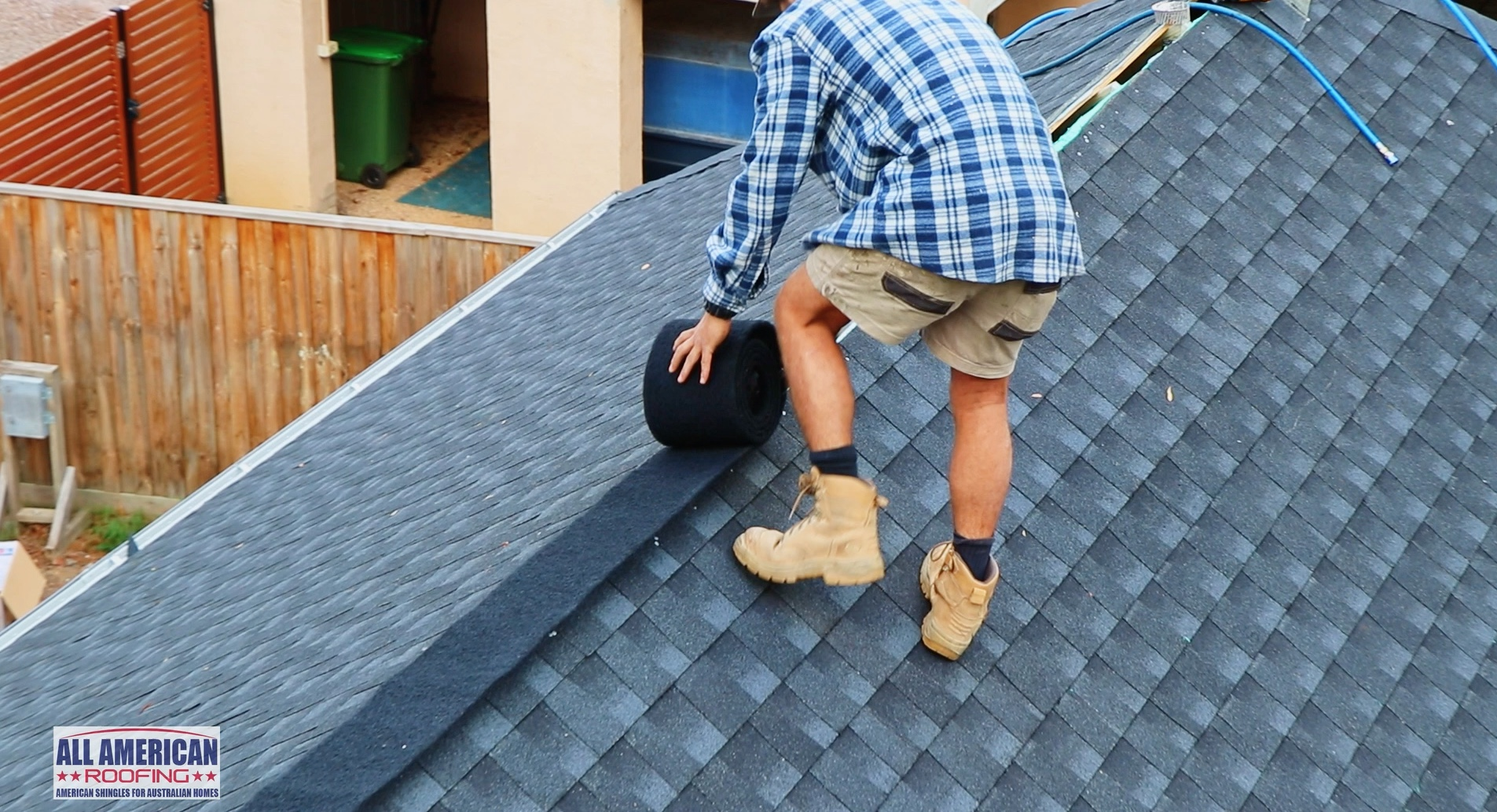How To Install Ridge Ventilation On A Home With Roof