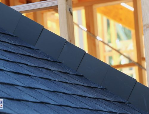 How To Install Step Flashing For Roof Shingles