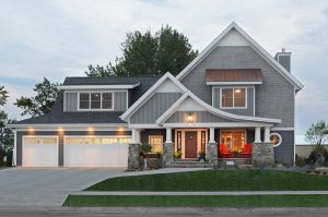 hampton style home asphalt shingle roof next big roofing trend