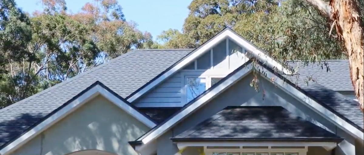 gable roof ideas