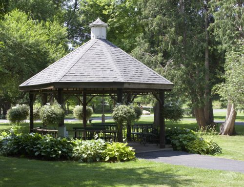 Top 5 Tips When Building A Fixed Gazebo in your Backyard